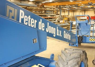 Ace Media Reclame Goirle Belettering (Peter de Jong Goirle)