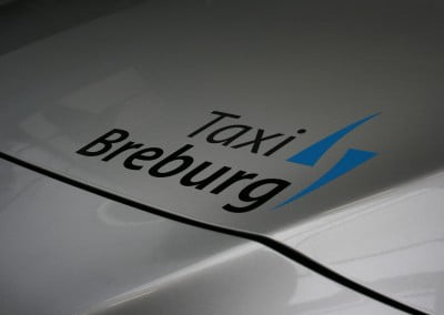 Ace Media Reclame Goirle Belettering (Taxi Breburg)