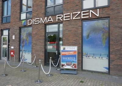 Ace Media Reclame Goirle One Way Vision (Disma Tilburg)