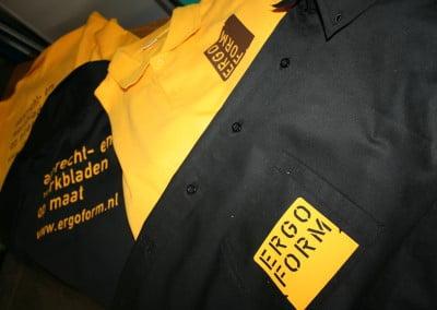 Transferen logo blouse