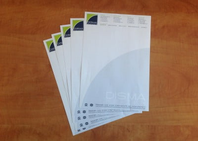 Disma briefpapier