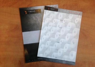 Stalenkaarten laten ontwerpen en drukken