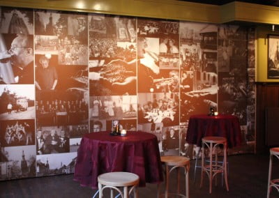 Wall Wrap Gouden Carolus Hilverbeek