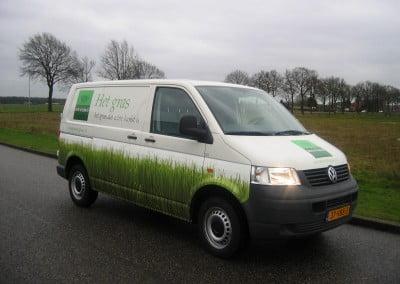 Greenfeelds Autobelettering