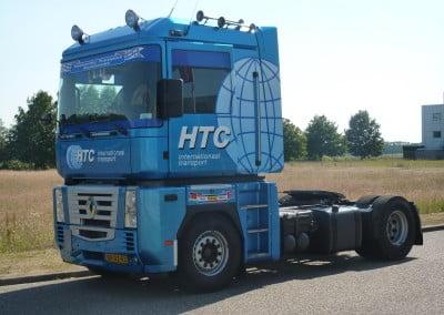Nico Hellinga vrachtwagenbelettering