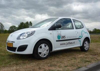 Ace Media Reclame Goirle (Juf Loes Renault Twingo)