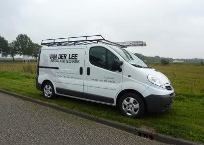 Ace Media Reclame Goirle Autobelettering Tilburg (van der Lee)