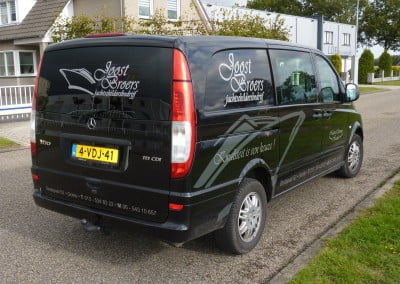 Vito belettering stickers