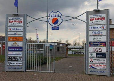 Ace Media Reclame Goirle (Zuil Belettering VOAB)