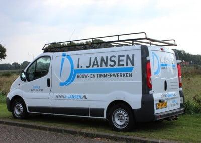 I. Jansen Belettering