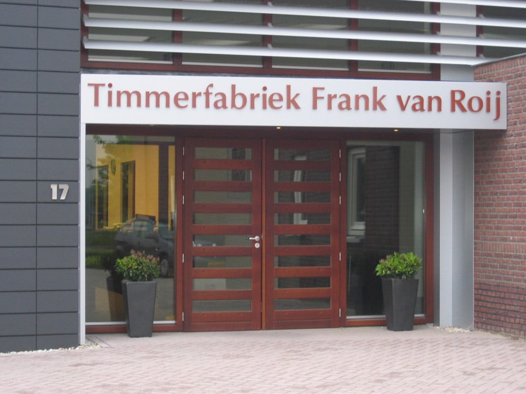 Timmerfabriek Frank van Roij