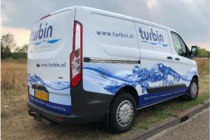 Bedrijfswagenbelettering-turbin