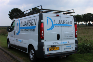 I-jansen-bouw-timmerwerken-bedrijfswagenbelettering
